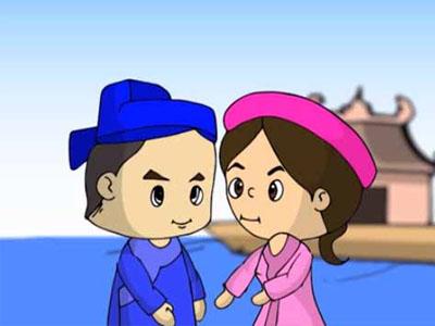 Con vo khon lay thang chong dai