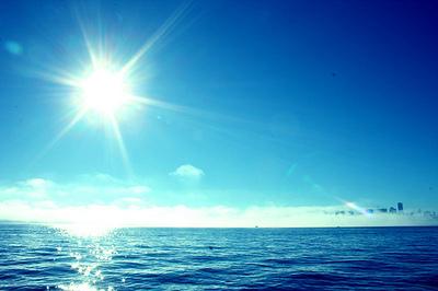 Mặt trời xanh