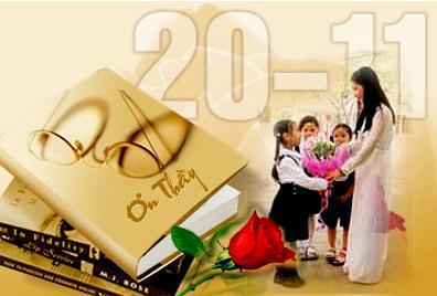 Lời dẫn chương trình văn nghệ 20 – 11 ngày nhà giáo Việt Nam