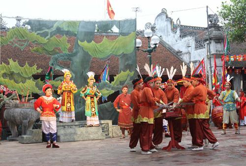 Tìm hiểu lễ hội Việt Nam – CSVHVN