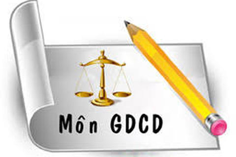Kết quả hình ảnh cho GDCD