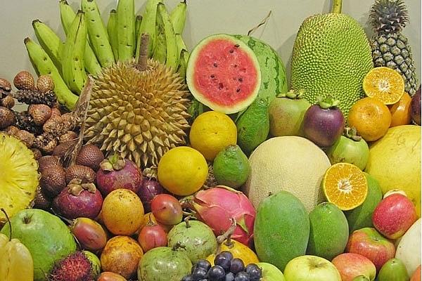 Tả hoa quả mà em thích