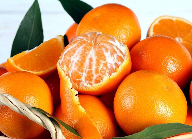 Quả cam - Trái cam